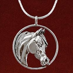 Arabian Horse Rings Jewelry