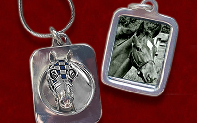 Where to buy Secretariat Horse Jewelry