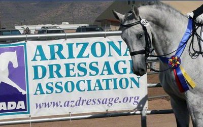 Arizona Dressage Association    April 7 – 8, 2018