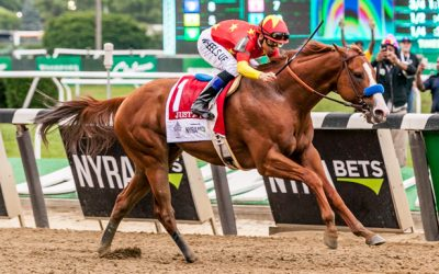 Justify – the 13th Winner of the 2018 American Triple Crown