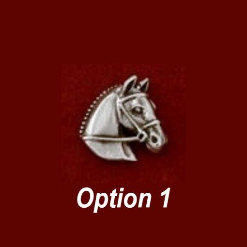 hunter/Jumper horse head