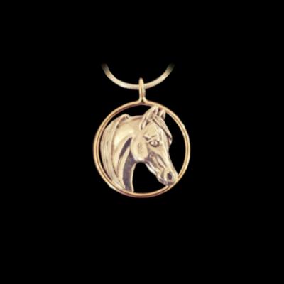 Arabian 14k Necklace